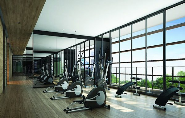 Park-24-Condominium-Bangkok-for-sale-fitness
